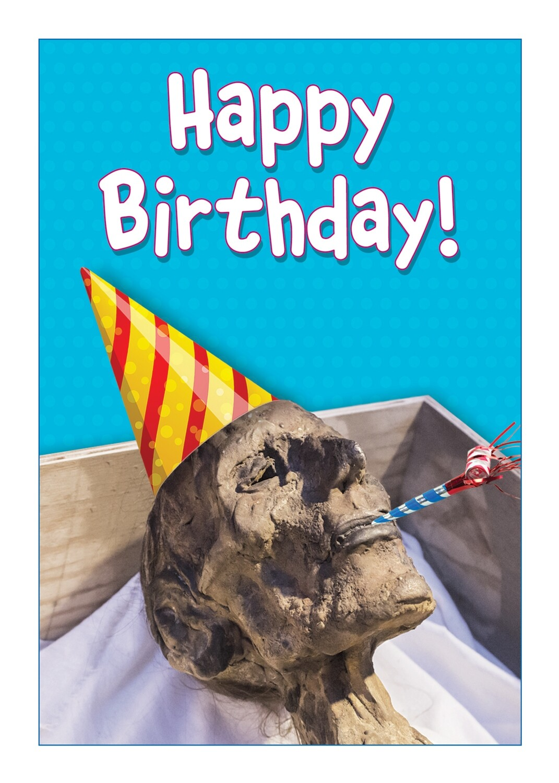 SA7051  Birthday Card
