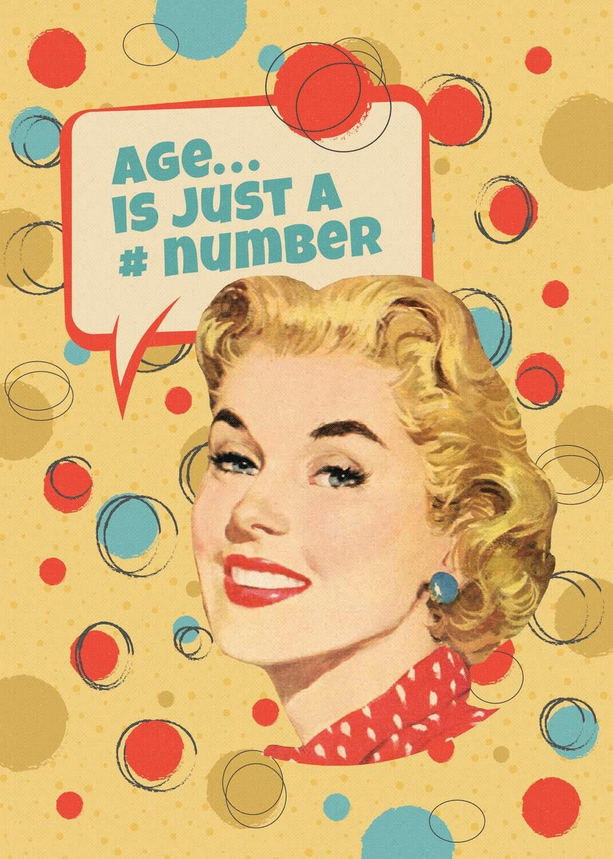 RB158  Birthday Card