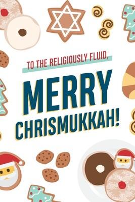 IKIH019 Hanukkah Card