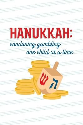 IKIH016 Hanukkah Card