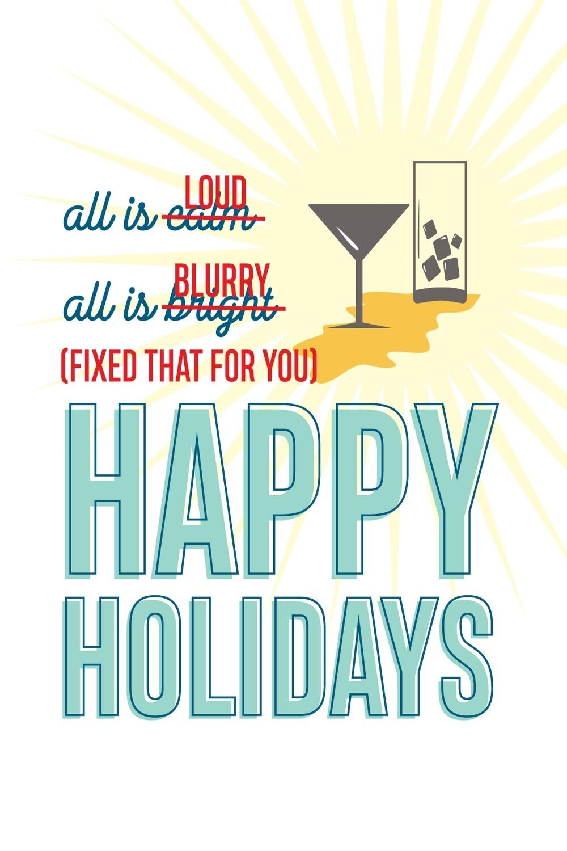 IKIH095 Christmas Card