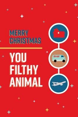 IKIH113 Christmas Card