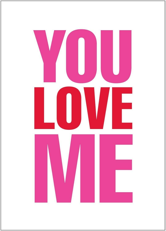 BYU072  With Love Card