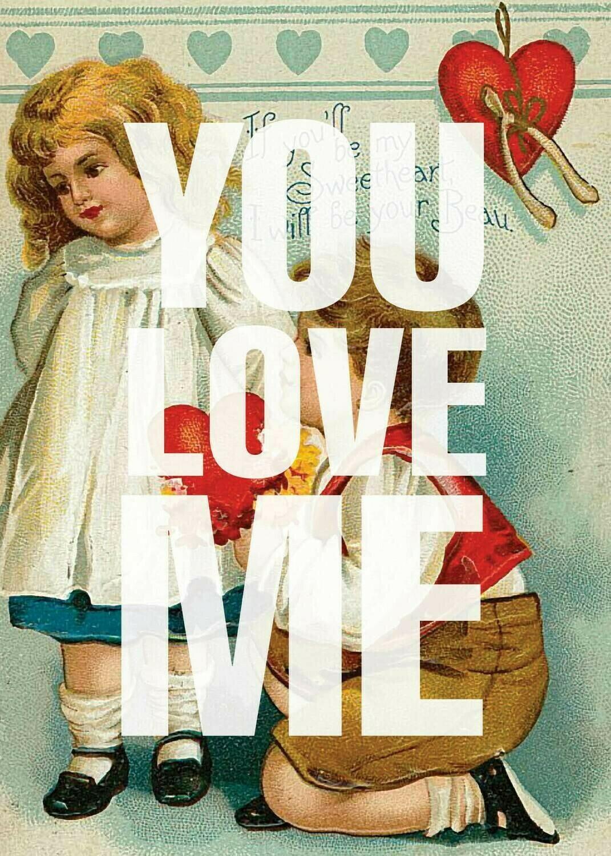 BYU141  With Love Card