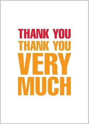 BYU209 Thank You Card