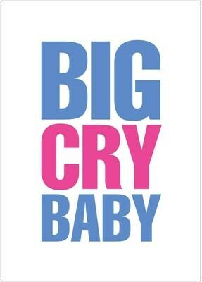BYU172  Baby Card