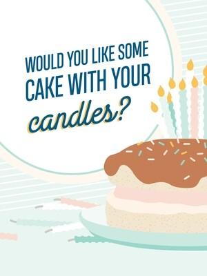 IKI311 Birthday Card