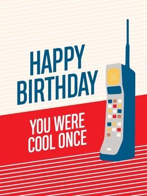 IKI306 Birthday Card