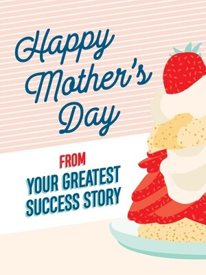 IKI862 Mother's Day Card