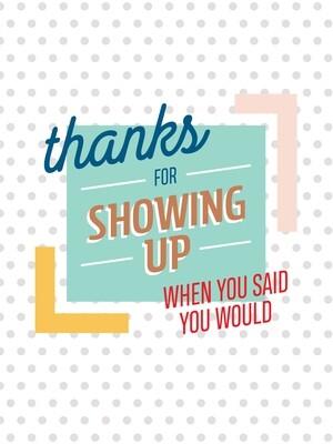 IKI704 Thank You Card