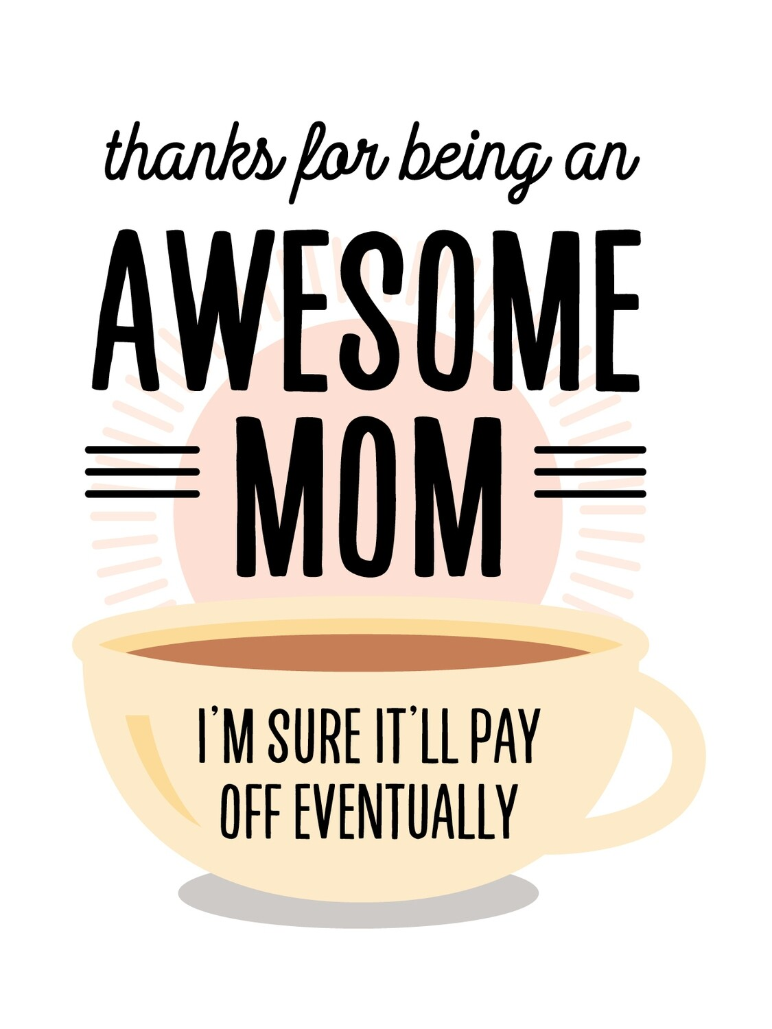 IKI856 Mother's Day Card