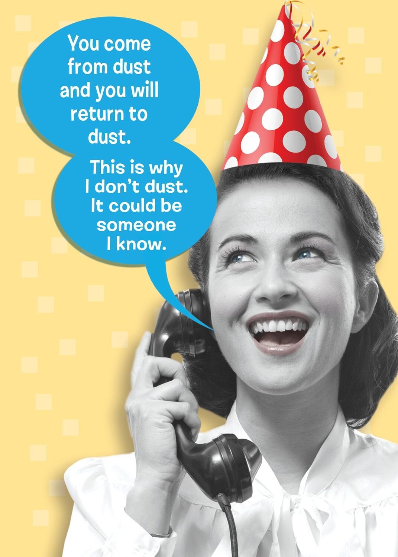 SA7073  Birthday Card