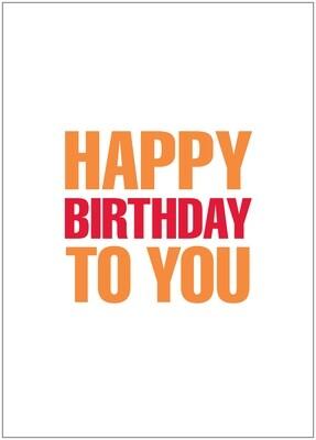 BYU229  Birthday Card