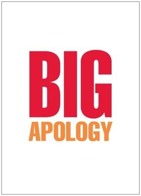 BYU240 Apology Card