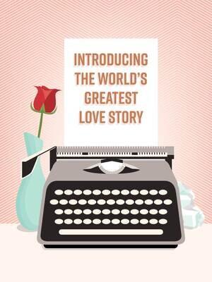 IKI417 Love Card