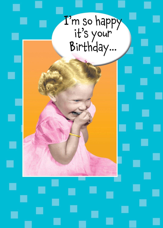 SA6154  Birthday Card