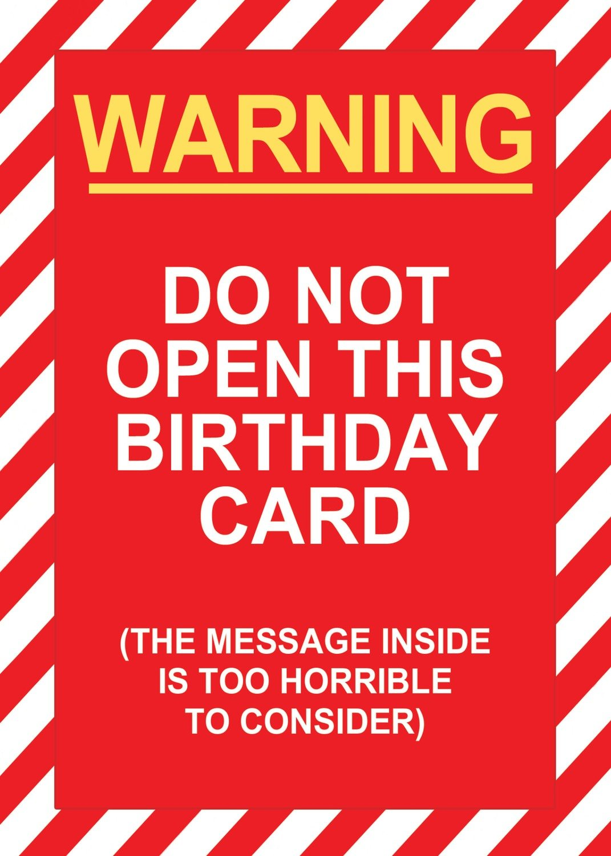 SA6162 Birthday Card