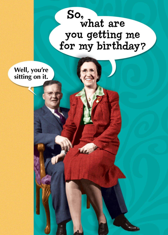 SA6267 Birthday Card