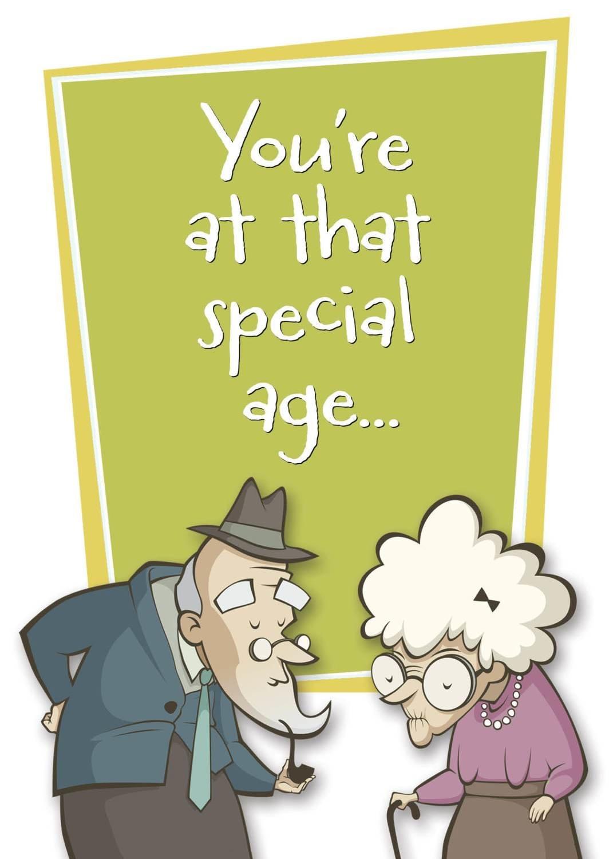 SA6836  Birthday Card