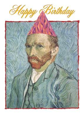 SA6863  Birthday Card