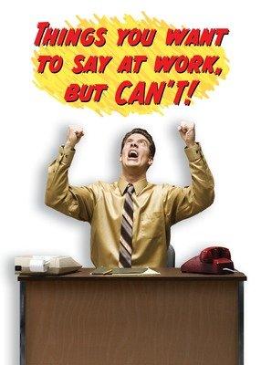 SA5967  Office Humor Card