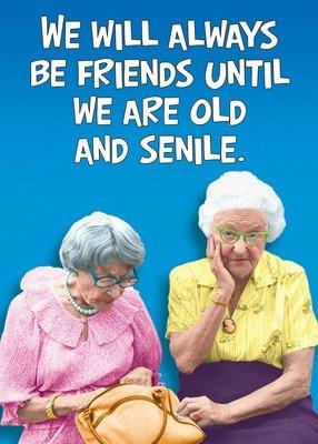 SA6612  Friendship Card