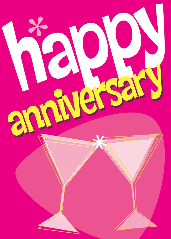 SA6583 Anniversary Card