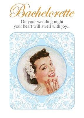SA6746 Marriage Card