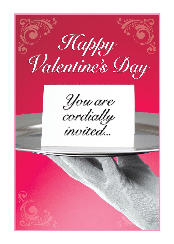 SAV6754 Valentine's Day Card