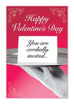 SAV6754 Valentine's Day Card