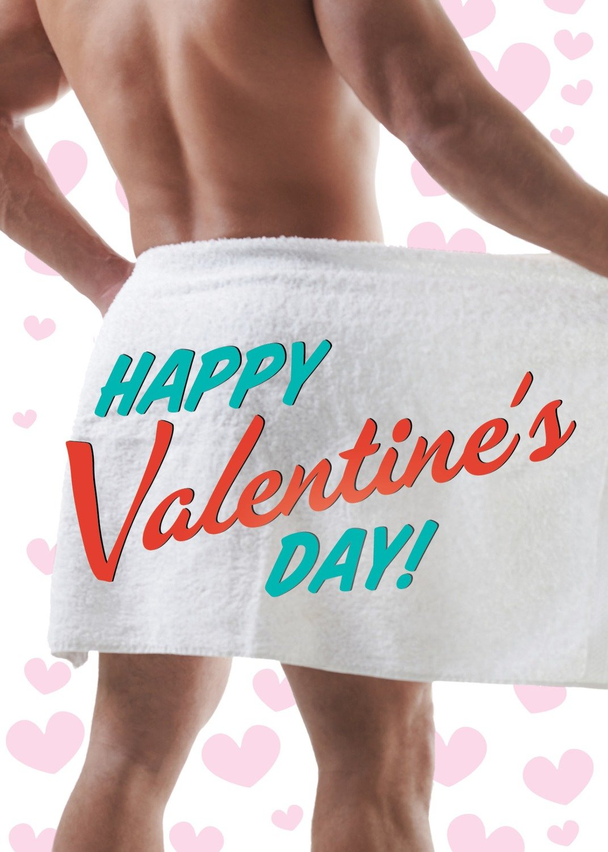 SAV6762 Valentine's Day Card