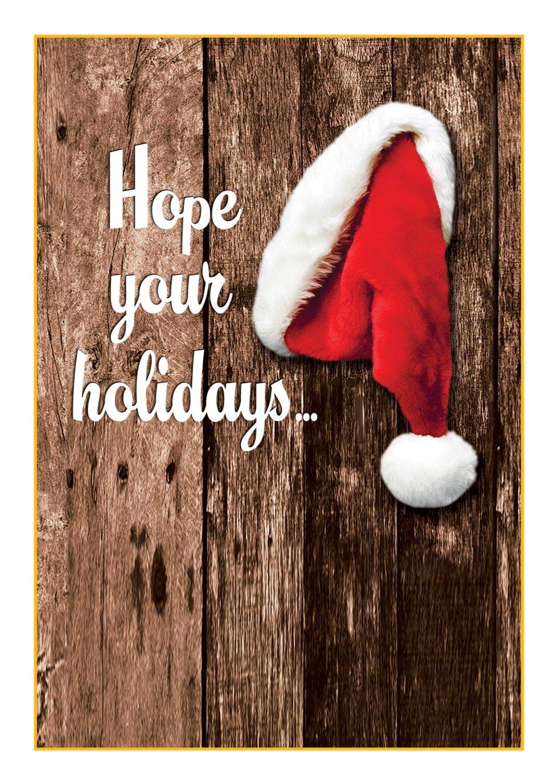 SAH6521  Holiday Card