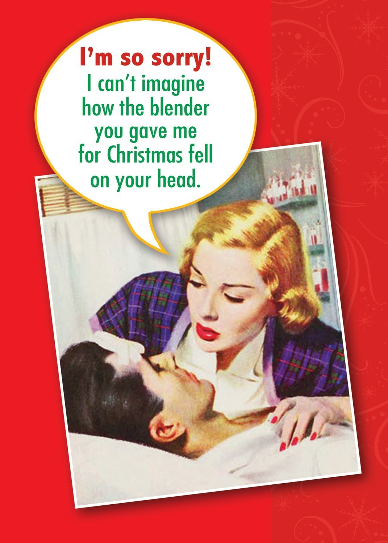 SAH6712  Holiday Card