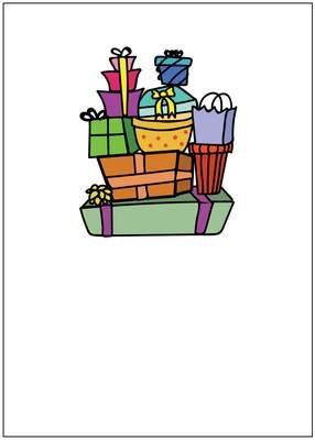 SQ005  Birthday Card