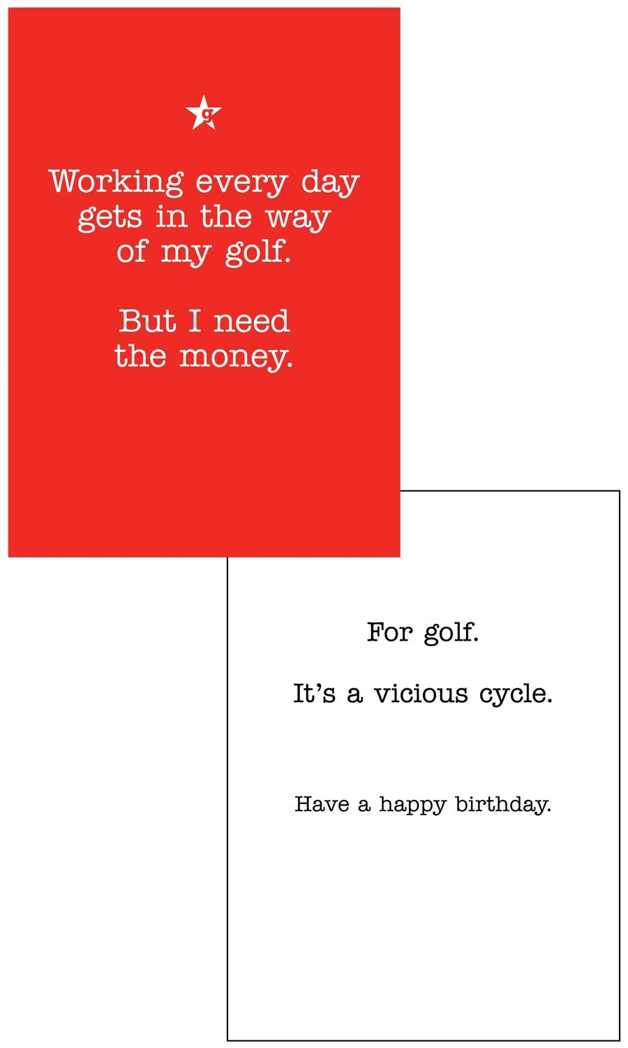 CFG021  Birthday Card