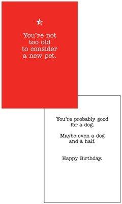 CFG050  Birthday Card
