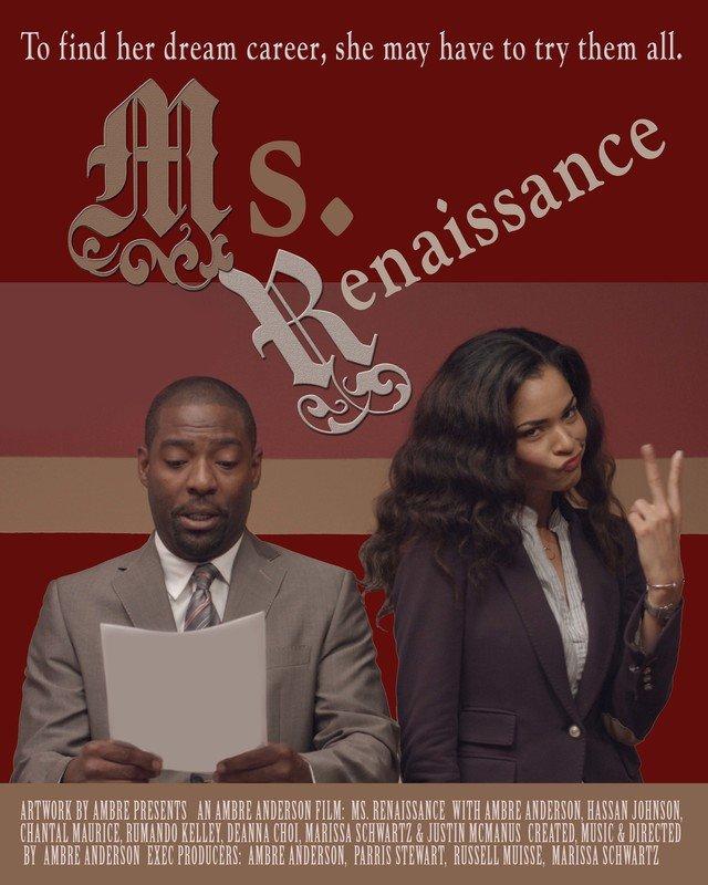 Ms. Renaissance Poster