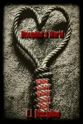 Discipline's World - by E.L Discipline - hardcover
