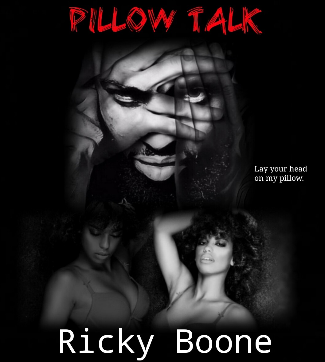 Pillow Talk - by Ricky Boone - Paperback