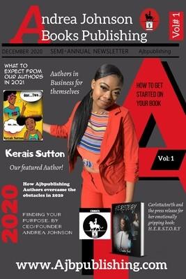 Ajbpublishing-semi-annual newsletter-Vol#1
