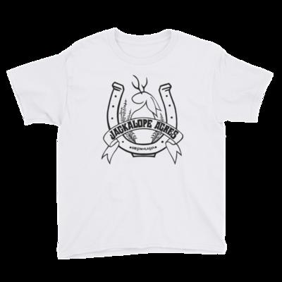 Jackalope Acres Youth Short Sleeve T-Shirt