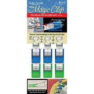 Magic Clip 6 Pk - Small