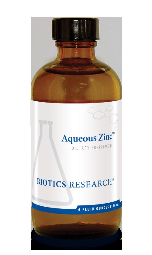 Aqueous Zinc