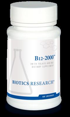 B12-2000 Lozenges