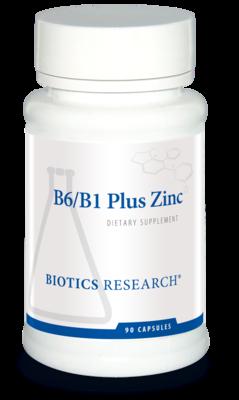 B6/B1 Plus Zinc