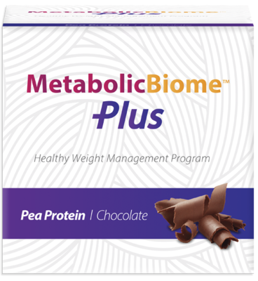 MetabolicBiome Plus Pea Protein Chocolate