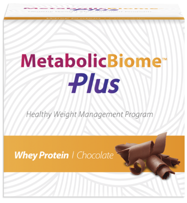 MetabolicBiome Plus Whey Protein Chocolate