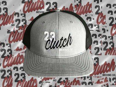 Clutch Hat Gray