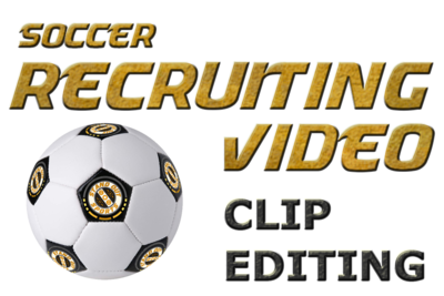 Soccer - Clips Only - Editing Only - Recruiting Video Order Form