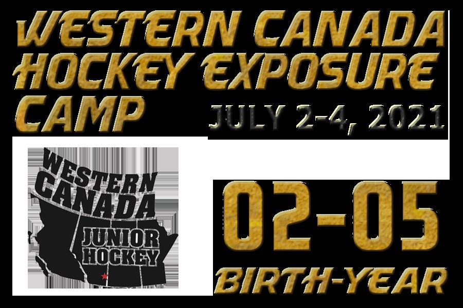 Western Canada Hockey Exposure Camp (02-05) - July 2-4, 2021